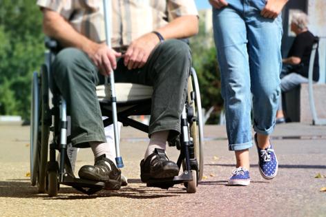 benen, rolstoel, transitiepartners
